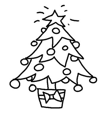 Как нарисовать елку, фото 13