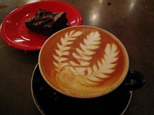 Латте-арт (рисунки на кофе) — фото 6