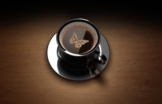 Латте-арт (малюнки на каві) - фото 7