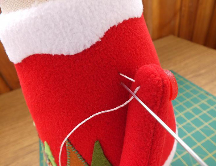 Дед Мороз своими руками, фото 19