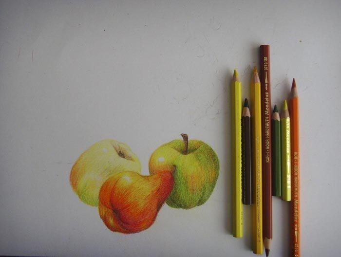 Як намалювати натюрморт олівцем, фото 6