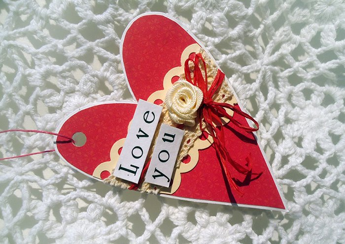 Оригинальные валентинки ко Дню влюбленных