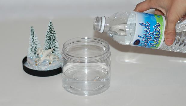 Снежный шар своими руками, фото 8
