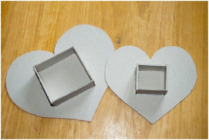 Часы сердечко фото 2