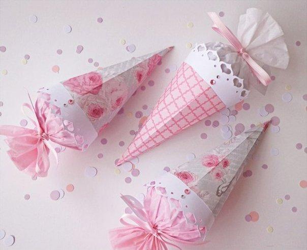 Красивая подарочная коробка своими руками — схемы бонбоньерок, фото 10