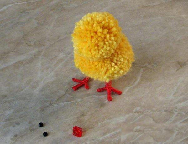 Цыпленок к пасхе своими руками, фото 19