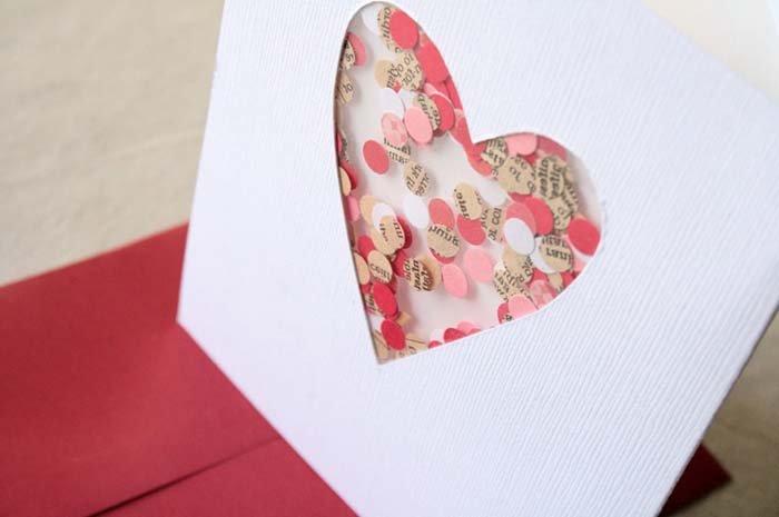Легкие открытки своими руками фото