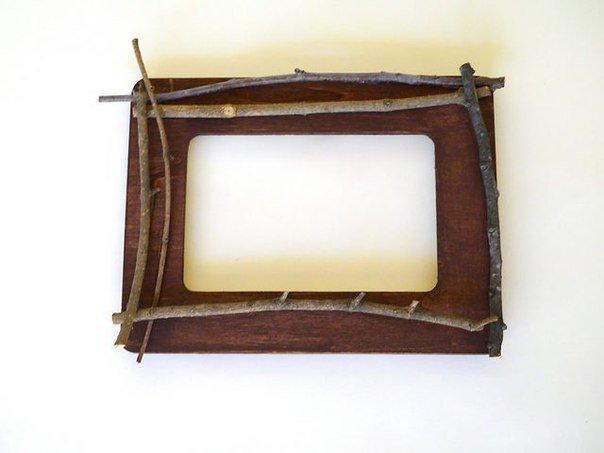 Оригинальная фоторамка своими руками, фото 4