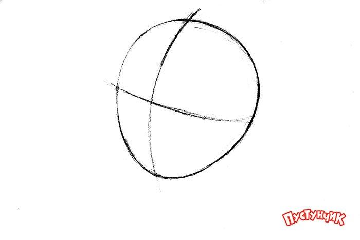 Как нарисовать Монстер Хай - Дракулаура, фото 2