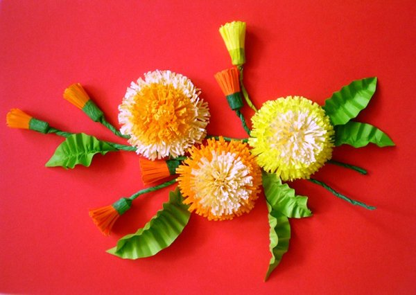 Створюємо квіти з квілінгу 7