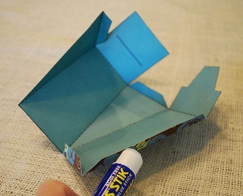 Красивая подарочная коробка своими руками — схемы бонбоньерок, фото 13