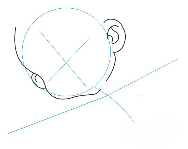 Рисуем Купидона схема 2