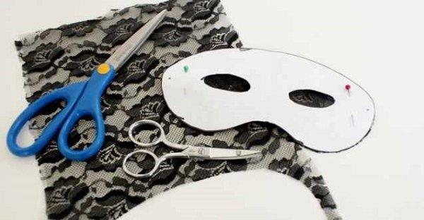 Маски на Хэллоуин своими руками, фото 4