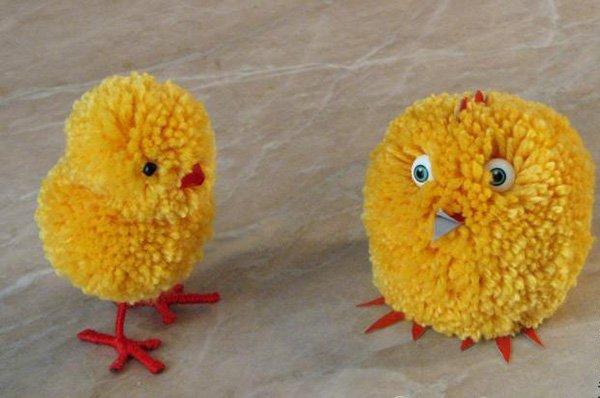 Цыпленок к пасхе своими руками, фото 21