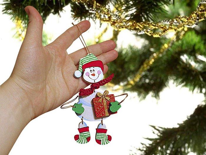 Робимо новорічні поробки з паперу, фото 2