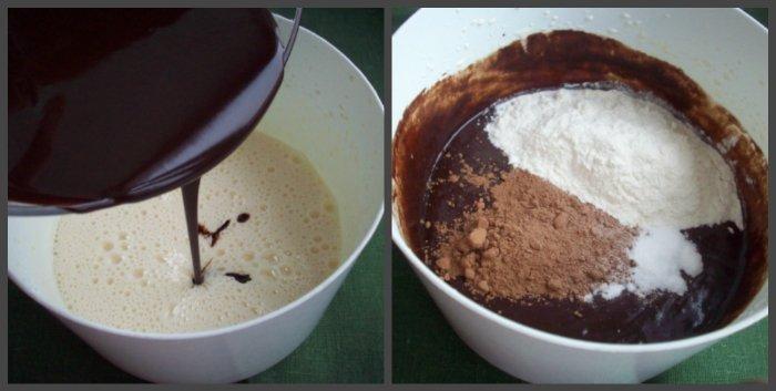 Рецепт брауні з горіхами, фото 2