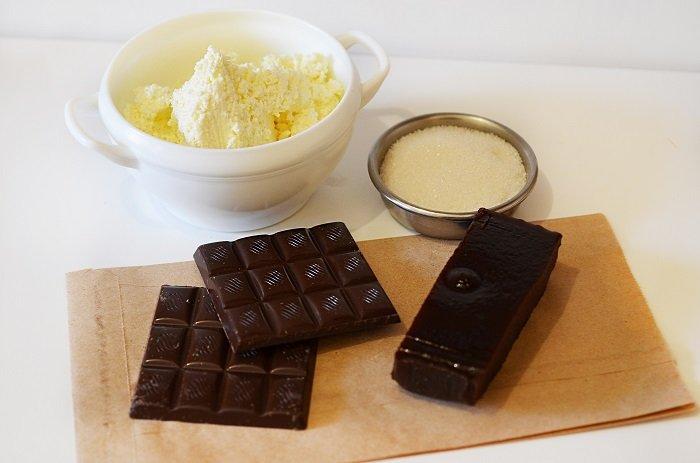 Домашні глазуровані сирки, рецепт - фото 2