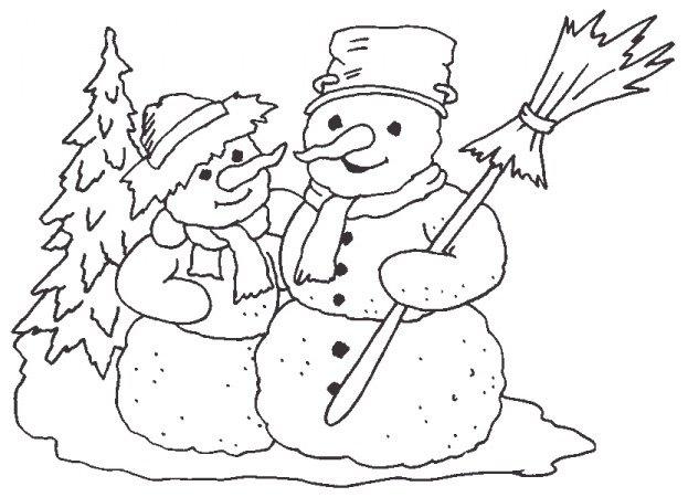 Виготовлення новорічних фігурок на вікнах для дітей, фото і поради