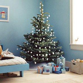 Как оригинально украсить елку