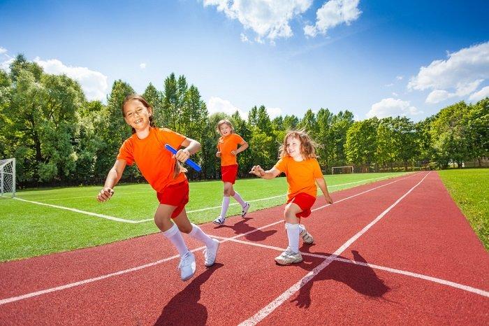 Спортивні естафети для школярів