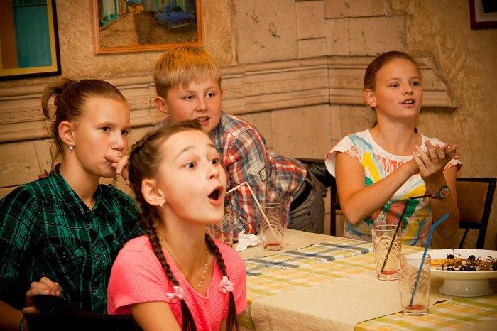 Рухливі ігри для дітей в приміщенні