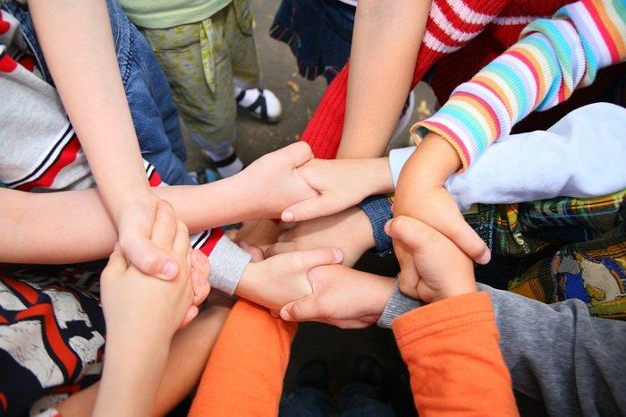 """Подвижная игра для детей """"Японцы, Клад и Паутинка"""". Активная игра для школьников и подростков, фото 5"""