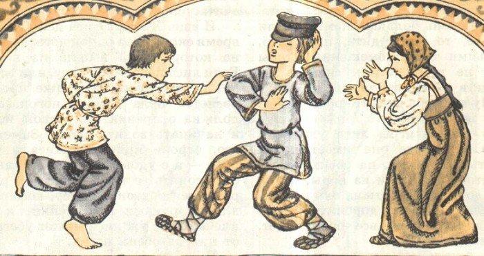 Забытые детские развлечения. Старые детские игры, фото 6