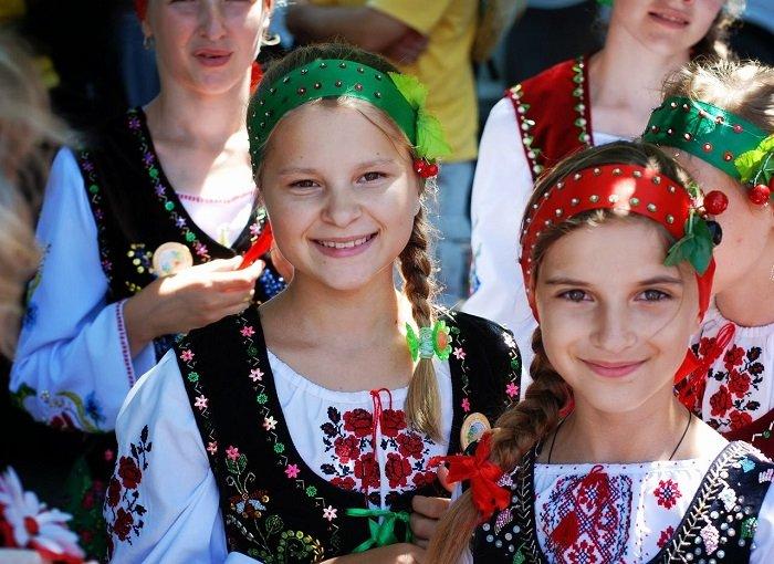 Украинские народные игры для детей