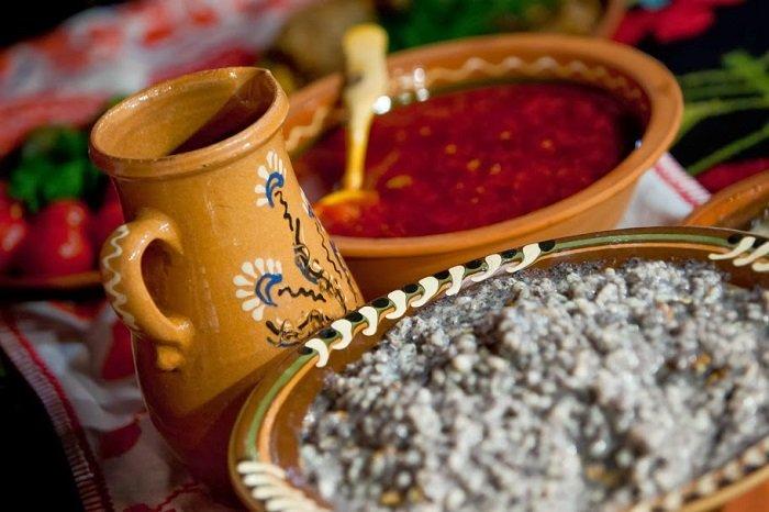 12 блюд на Рождество. Кутья