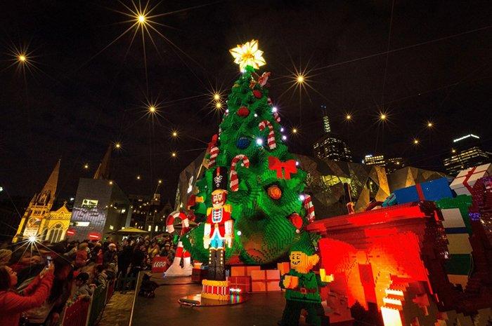 Головні новорічні ялинки світу. Найкрасивіші різдвяні ялинки, фото 2