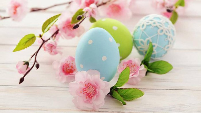 Побажання на Великдень українською