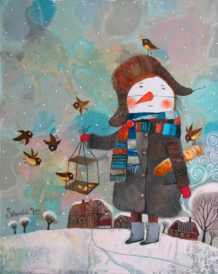 Стихи для Дедушки Мороза