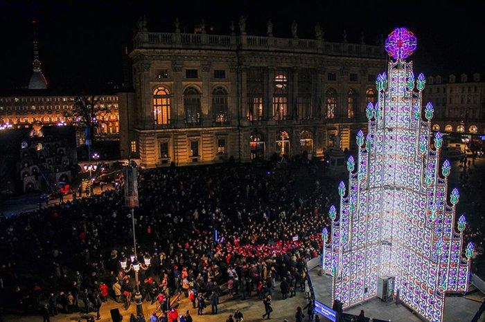 Главные новогодние елки мира. Самые красивые рождественские елки, фото 11