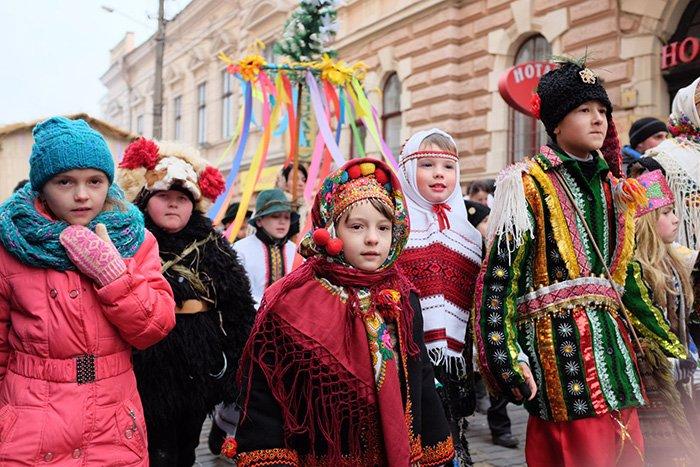 Готовий сценарій на свято Старий Новий рік, фото 7