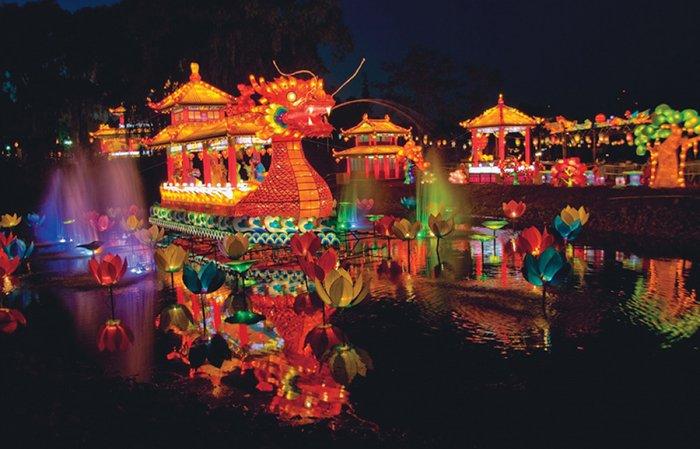 Весенний фестиваль в Китае, фото 1