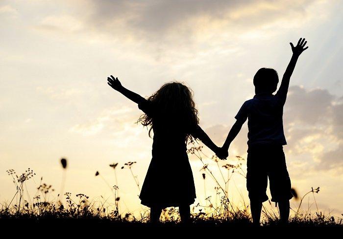 Дитячий сценарій до Дня дружби