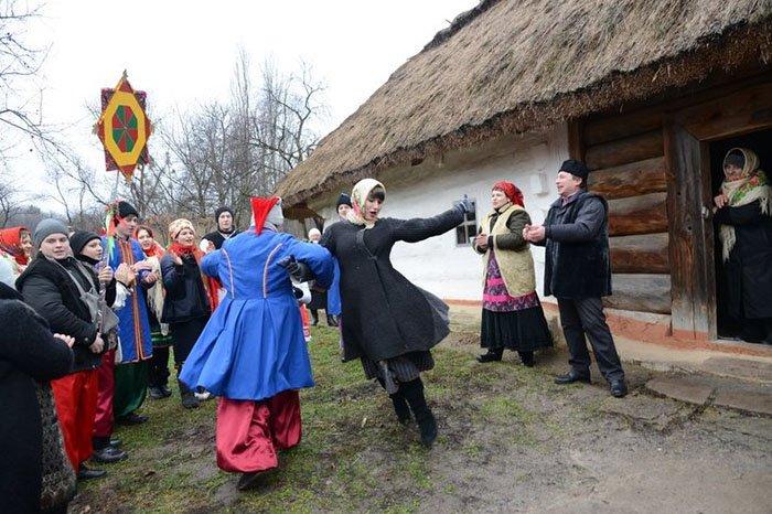 Готовий сценарій на свято Старий Новий рік, фото 5