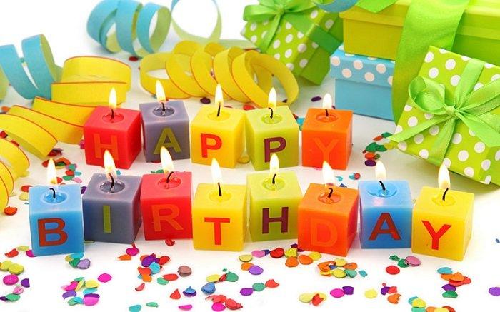 Теплые поздравления с Днем рождения
