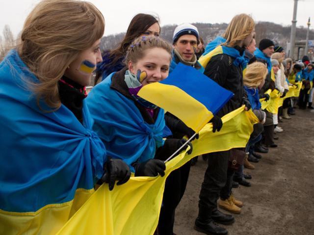 История праздника День соборности Украины