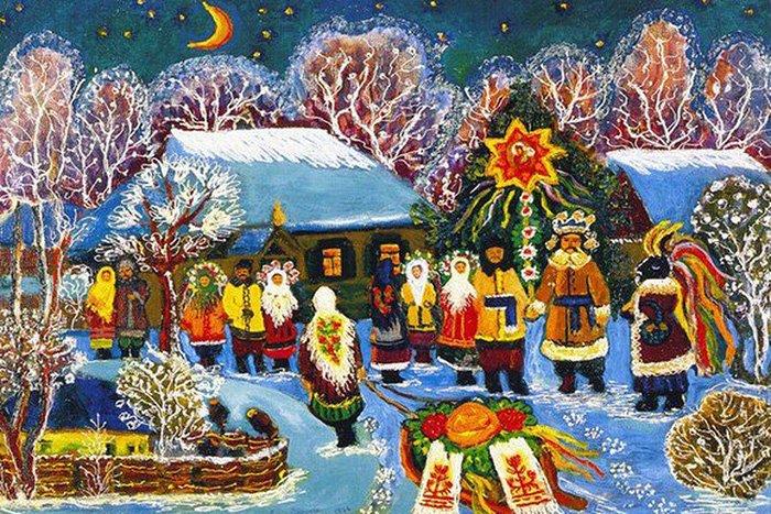 Різдвяний сценарій для дітей, фото 1