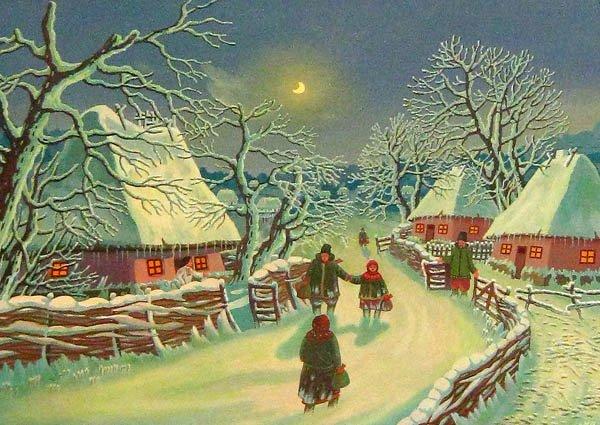 Приметы на Рождество Христово. Ходить в гости