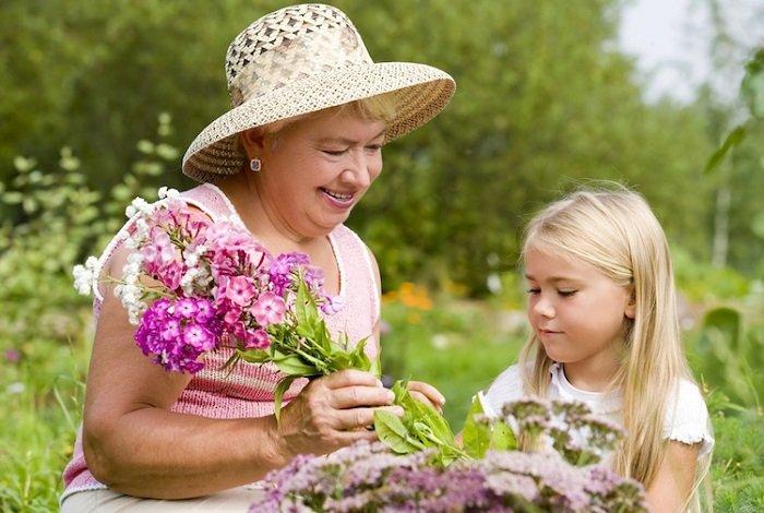 Привітання з Днем народження для бабусі