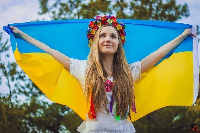 Празднование Дня Конституции Украины