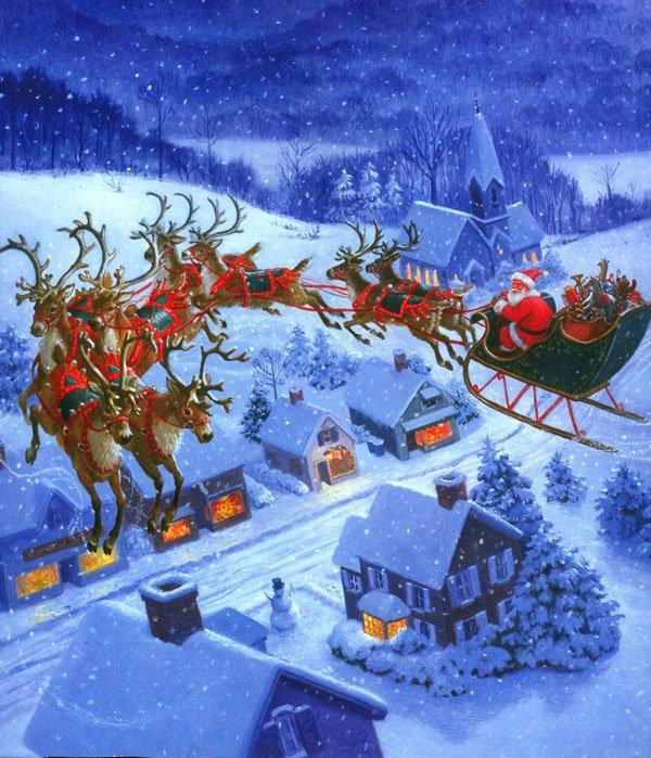 Прикмети на Різдво Христове