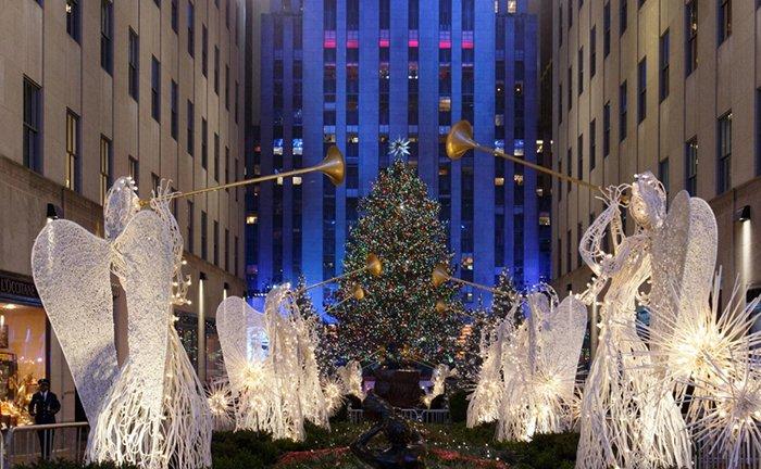 Головні новорічні ялинки світу. Найкрасивіші різдвяні ялинки, фото 3