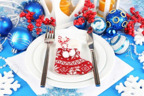 Як прикрасити новорічний стіл, фото 4