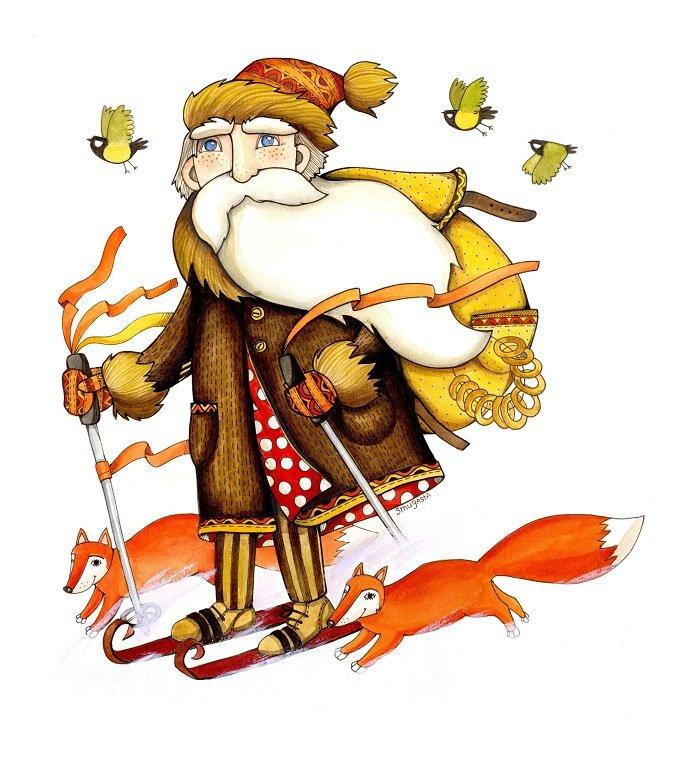 Стишки-поздравления с Днем святого Николая