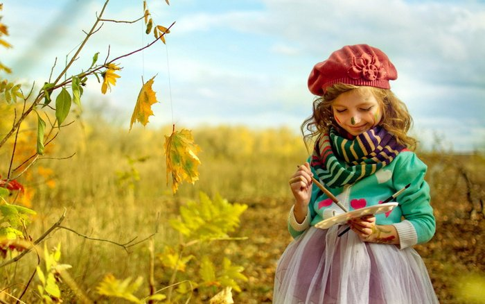 Сценарий осеннего бала для дошкольников, фото 1