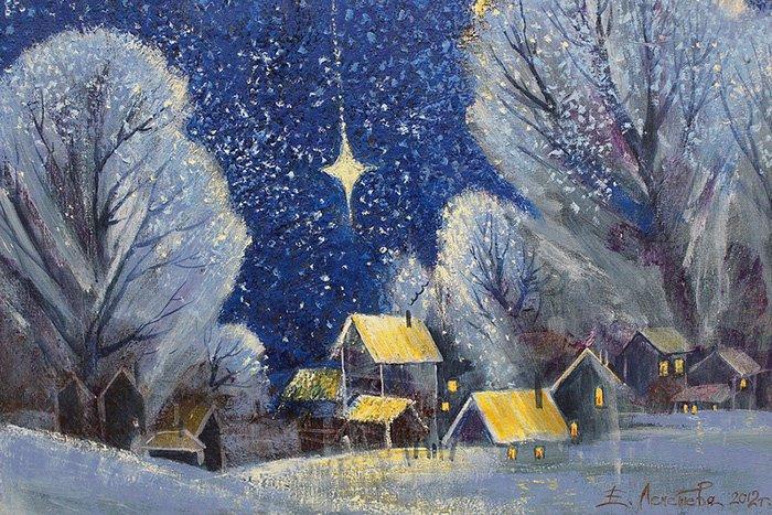 Рождественский сценарий для детей, фото 11