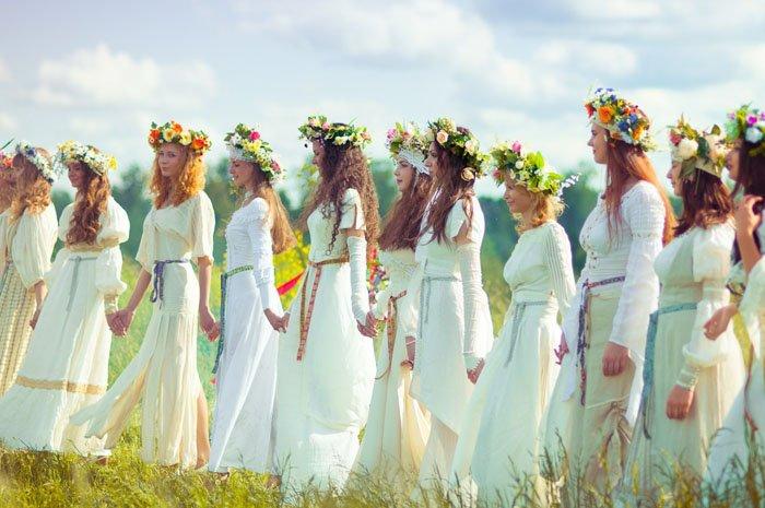 Веснянки песни